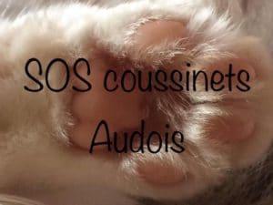 Logo de l'association SOS coussinets Audois